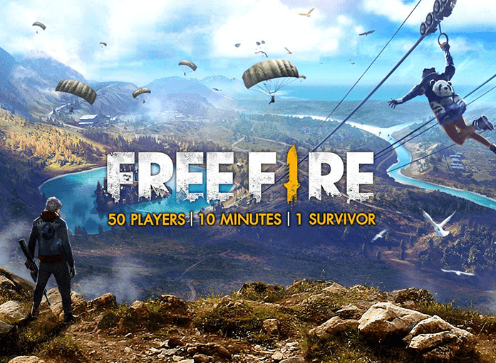 Garena Free Fire Game Review Best Action Game