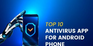 Top-10-antivirus-app