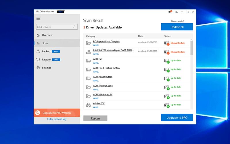 Best Free Driver Updater 2020.Top 5 Best Driver Updater Software For Windows App Reviews