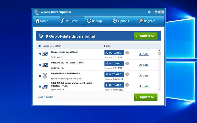 WinZip-Driver-updater