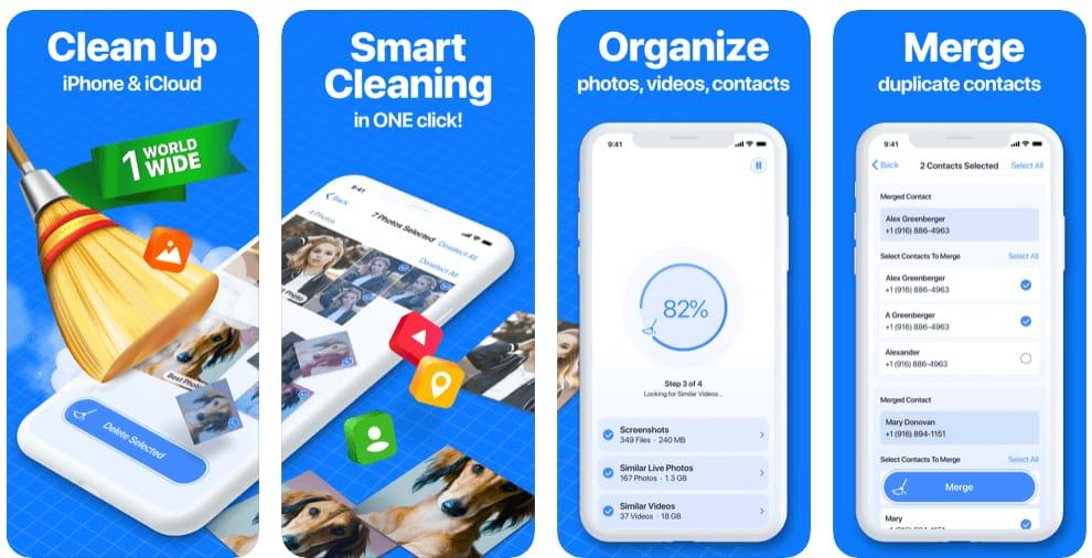Smart-cleaner-clean-storage