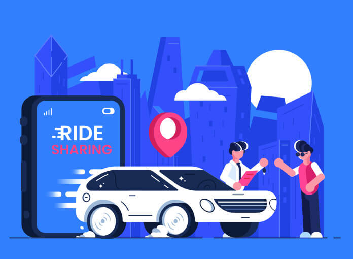 Ride Sharing Apps