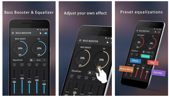 Bass Booster & Equalizer (Best Equalizer App for Android)
