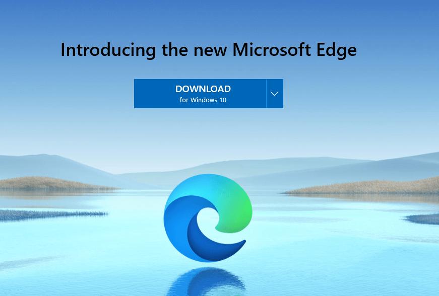 New Microsoft Edge Browser Microsoft