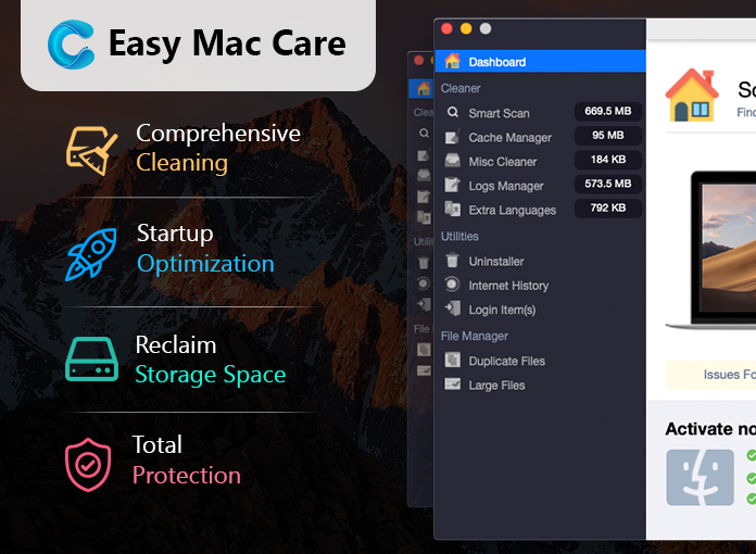 Easy Mac Care Review