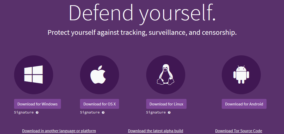The Tor Project Privacy Freedom Online