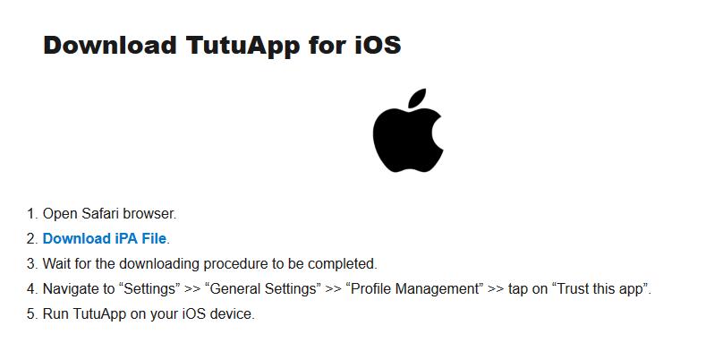 TutuApp - Download TutuApp APK for Android iOS (iPhone iPad)