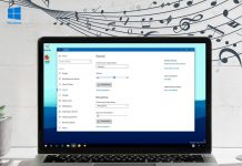 Manage Audio Setting in Windows PC