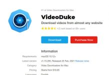 videoduke- best video downloader for mac